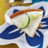 (Desserts) White Chocolate-Key Lime Cheesecake Cloud