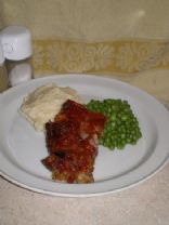 Easy Family Meat Loaf