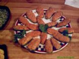 Triple Cheese & Bacon Jalapeno Poppers