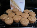 Cholesterol Free Grape-Nut Muffins