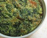 Spinach Souffle'