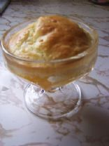 Easy Low Fat Individual Peach Cobblers
