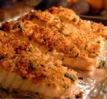Herb Crusted Salmon Fillets