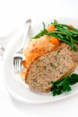 JP's awesome turkey meatloaf