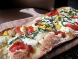 Corn and Tomato Pizza from Eatingwell.com