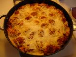 Stovetop Bubble Up Pizza with Beef