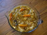 Amy O's Crock Pot Vegetable Chicken Soup 1