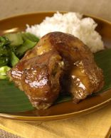 Chicken Adobo- Simple
