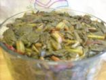 Heather's Sweet & Savory Collard Greens