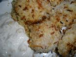 unforgettable baked coconut chicken