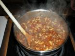 Vegan Tex-Italian Goulash