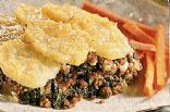 Spinach and Beef Bake