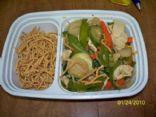 chinese chicken w/vegetable - chow mein or chop suey