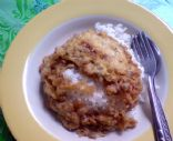 Minced Pork Omelette with Rice