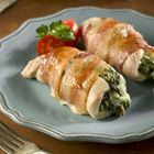 Spinach Stuffed Chicken Breast